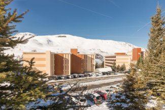 La résidence EDEN Les 2 Alpes